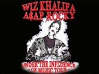 Wiz Khalifa Joins A$AP Rocky, B.o.B. For 2013 Under The Influence of Music Tour