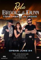 Buy Reba McEntire and Brooks & Dunn Las Vegas Concert Tickets with Promo Code CHEAP