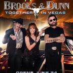 Reba and Brooks & Dunn Tickets at Caesars Palace – Colosseum in Las Vegas, NV