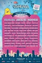 Osheaga Music and Arts Announces Radiohead