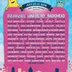 Osheaga Music and Arts Announces Radiohead
