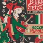 Brian Setzer Brings Us 'Rockin' Rudolph'