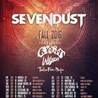 Sevendust Announces Fall Dates