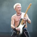 Billy Idol Extends Las Vegas Residency