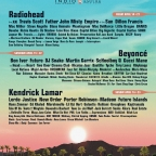 2017 Coachella Announce Headliners and Tickets