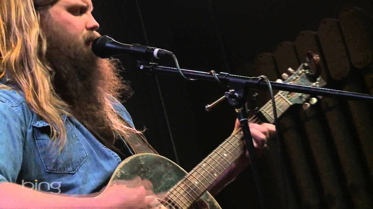 Chris stapleton announces all american road show tour for Songs chris stapleton wrote for others
