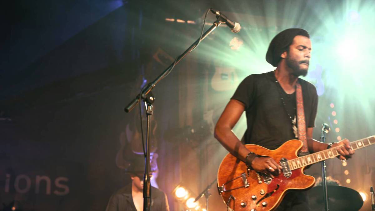 gary clark jr announces summer dates tickets and promo code ticket news source. Black Bedroom Furniture Sets. Home Design Ideas