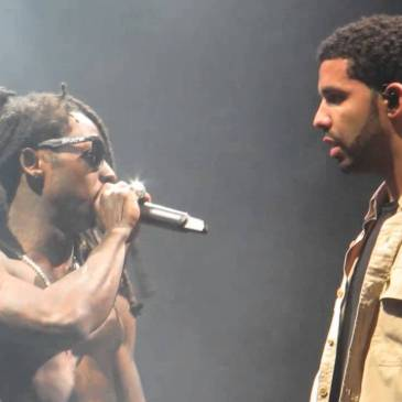 Lil Wayne in Concert