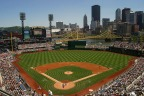 MLB Pittsburgh Pirates Tickets on Sale with Promo Code CHEAP for All Levels of Seating at PNC Park Online at CapitalCityTickets.com