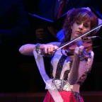 Buy Lindsey Stirling Tickets at Ruoff Home Mortgage Music Center and Riverbend Music Center with Promo Code