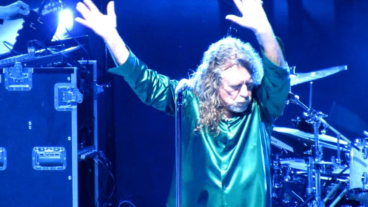 Buy Robert Plant Tickets At Ovens Auditorium Chrysler