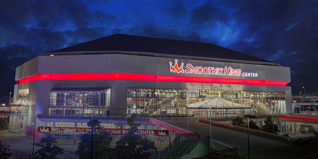 Buy Pelicans Nba 100 And 300 Level Seating And Club