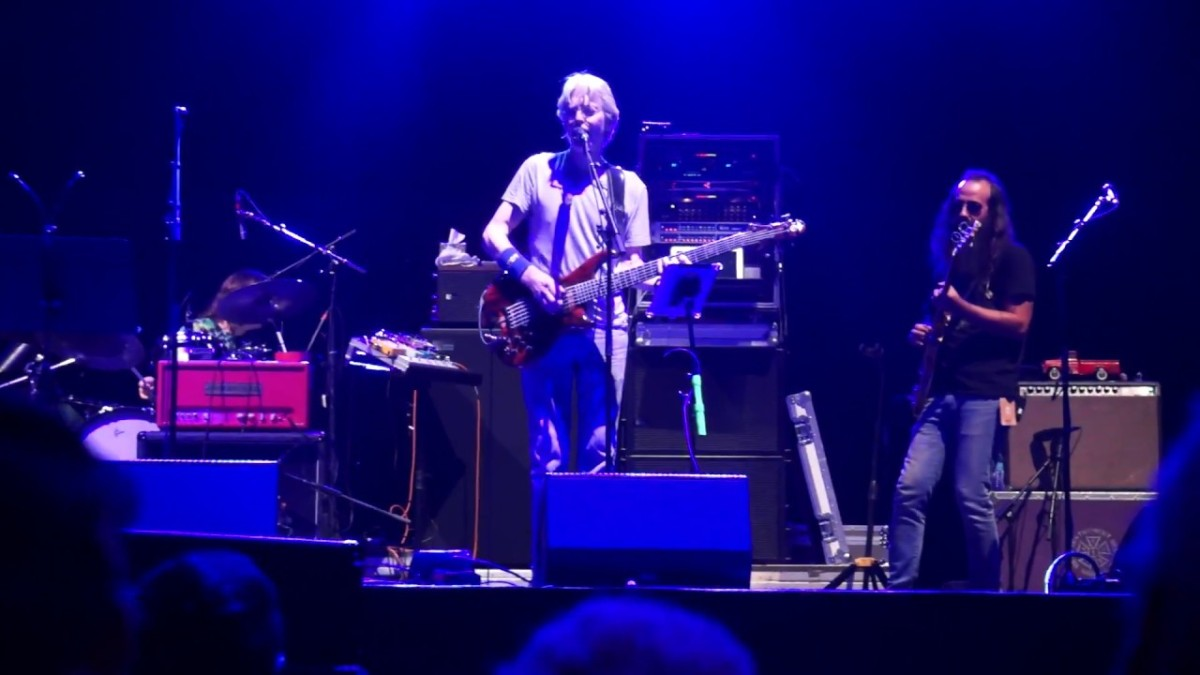 Buy Bob Weir And Phil Lesh Tickets At Radio City Music