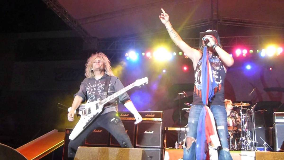 Cheap Poison And Cheap Trick 2018 Concert Tickets With
