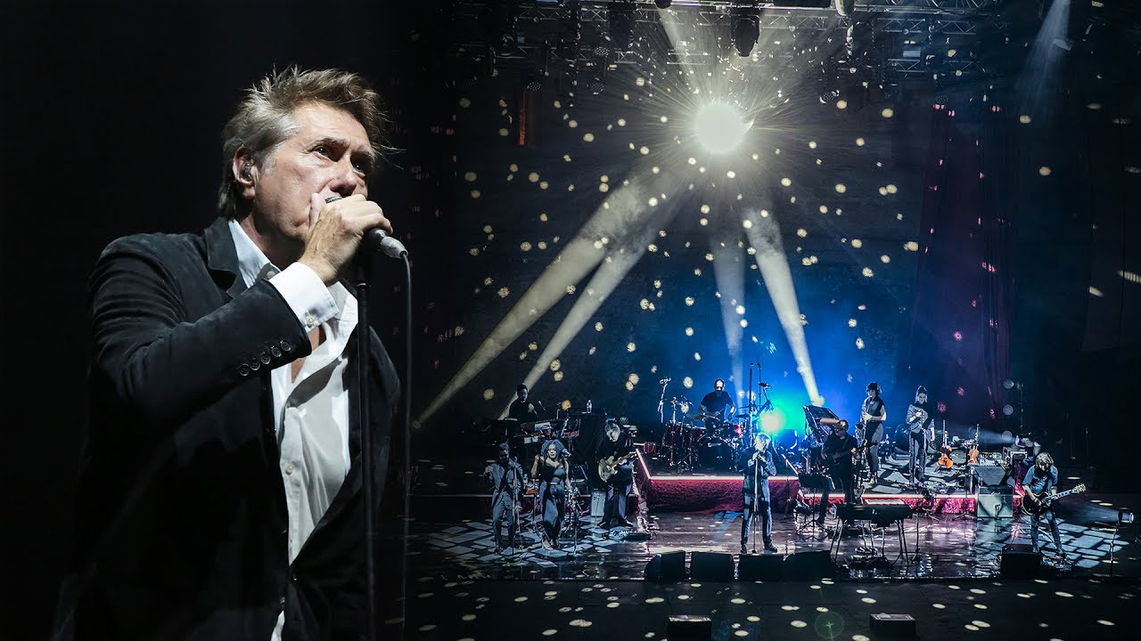 83a0efb0e5f1 Bryan Ferry Promo Code for General Admission (GA) Tickets, Floor Seats,  Front Row Seats at Capital City Tickets